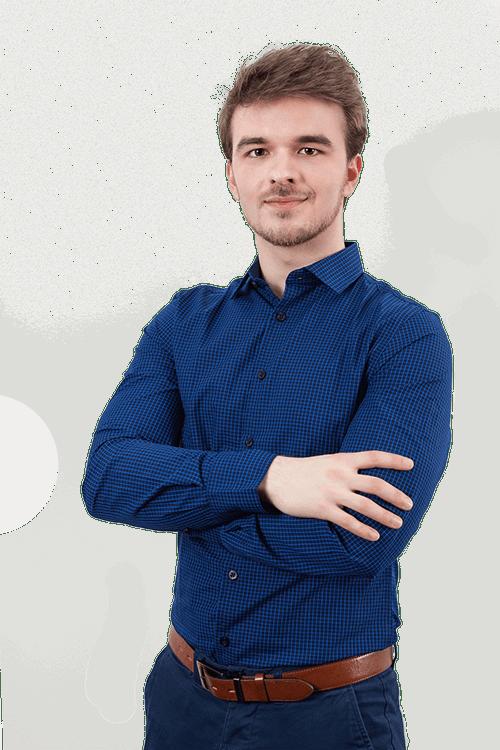 Adam Košinar - vedoucí projektu
